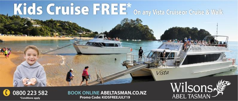 Kids Free School Holiday Deal